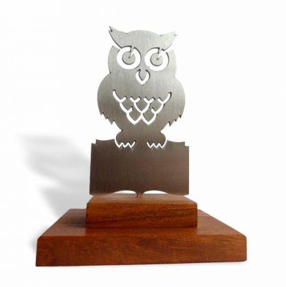 Statuetka SOWA dla najlepszych uczniów